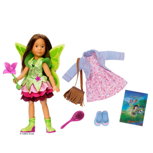 Kruselings Puppe Sofia Deluxe Set mit Feen-Outfit