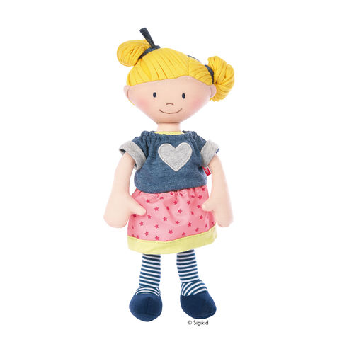 Sigikid Puppe Sigidolly Blond
