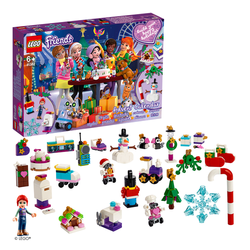 LEGO® Friends Adventskalender 2019