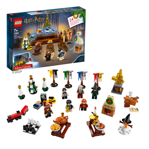 LEGO® Harry Potter™ Adventskalender 2019