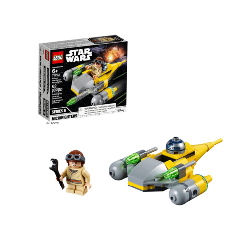LEGO® Star Wars™ 75223 Naboo Starfighter™