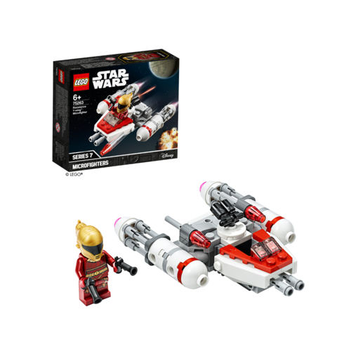 LEGO® Star Wars™ 75263 Widerstands Y-Wing