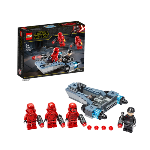 LEGO® Star Wars™ 75266 Sith Troopers™ Battle Pack