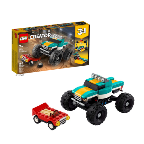 LEGO® Creator 31101 Monster Truck 3-in-1