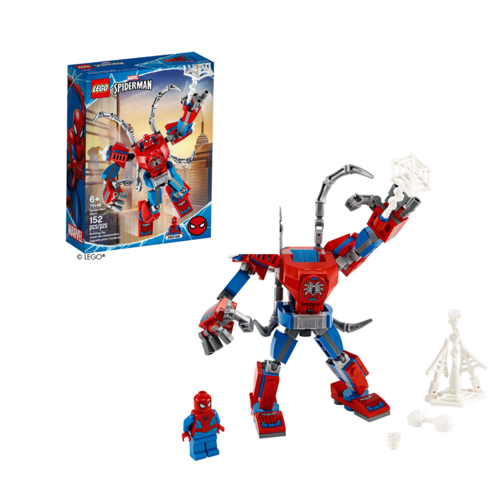 LEGO® 76146 Marvel Spiderman Spider Man Mech