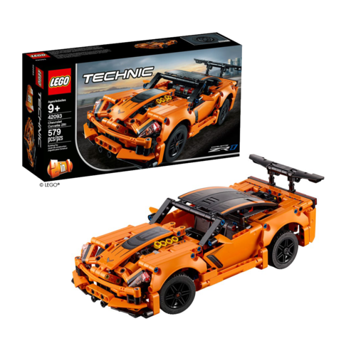 LEGO® Technic 42093 Chevrolet Corvette ZR1 2-in-1