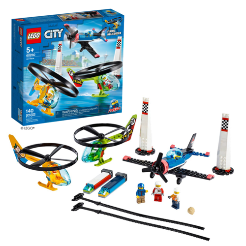 LEGO® City 60260 Airport Air Race