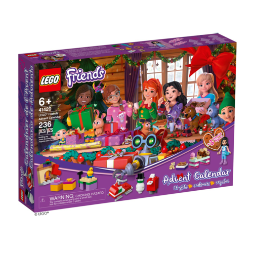 LEGO® Friends Adventskalender 2020