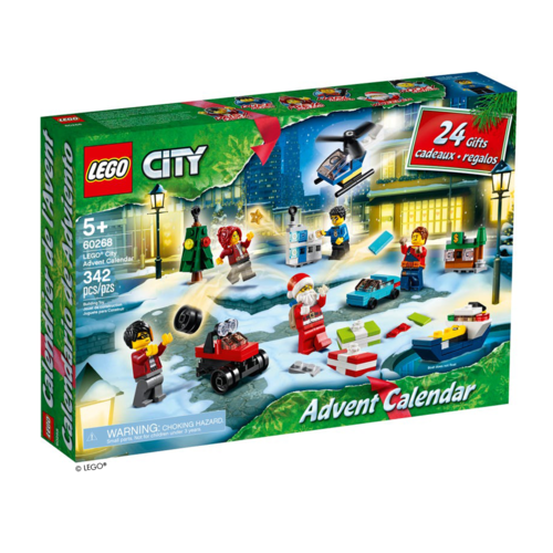 LEGO® City Adventskalender 2020