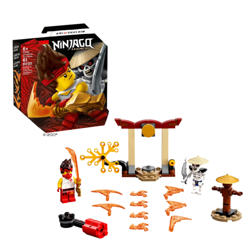 LEGO® 71730 Ninjago® Battle Set: Kai vs. Skulkin